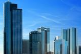 Fototapety Frankfurter Skyline