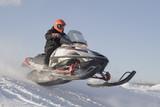 Jazda na skuterach śnieżnych