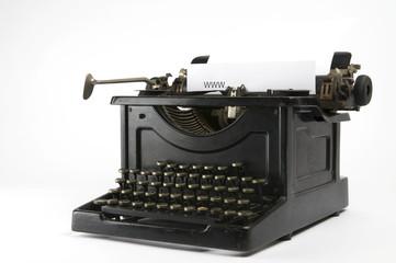 WWW Typewriter 2