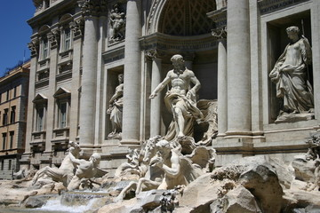 Trevi close-up