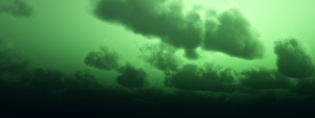 Green Clouds 11