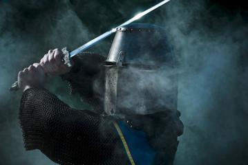 mediaeval knight