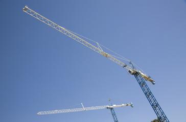Hammerhead Crane Pair 1