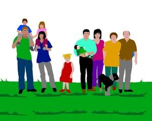 generationen - familie