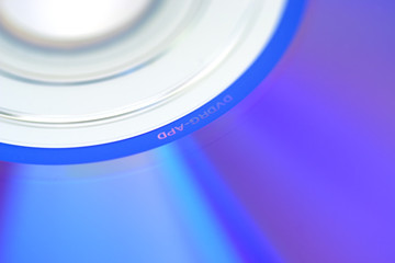Abstract DVD background