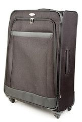 Black Large Size Luggage Suitcase On Wheels