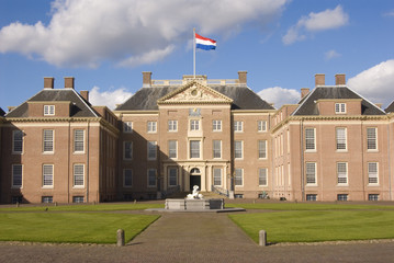 Paleis Het Loo (Royal Palace in Apeldoorn, The Netherlands)