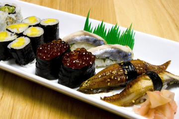 Japanese Fish Dinner
