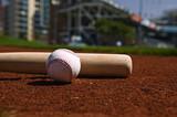 Baseball and Bat - 6745866