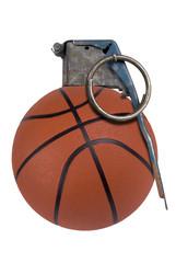 Basketball grenade