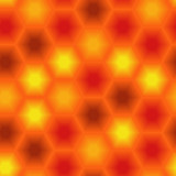 Orange pattern as seamless vector wallpaper