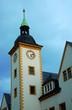 Rathaus Freiberg Turm
