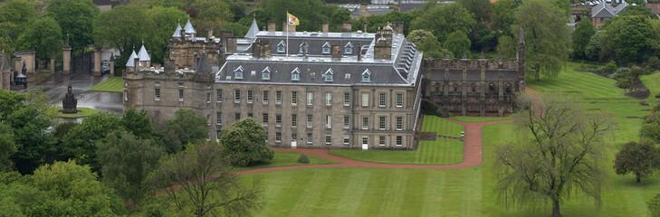 Holyrood caste