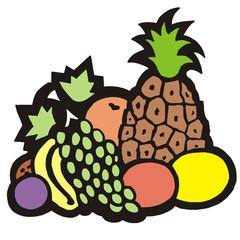 Bodegon Frutas