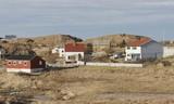Small Norwegian village poster