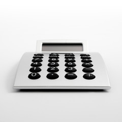 Electronic Calculator perspective