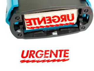 Sello urgente