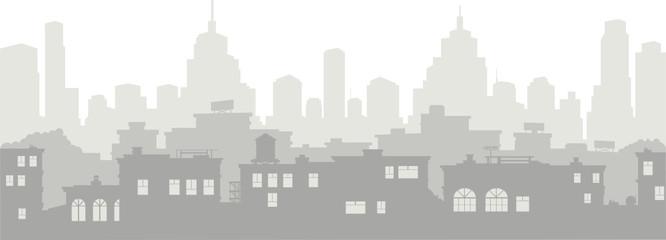Skyline, City