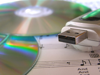 MP3 iPod portable music player