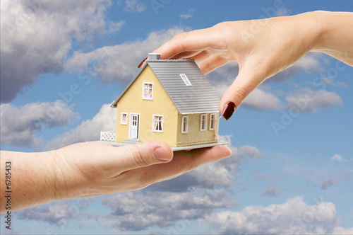 Reaching For A Home
