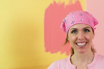 Pretty Woman, Pink Paint