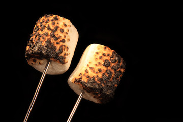 Two Roasted Marshmallows