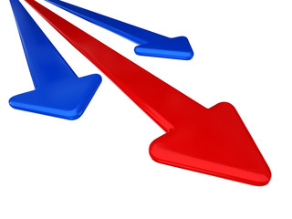 arrows closeup