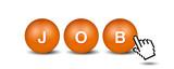 Job - orange poster