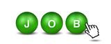 Job - green poster