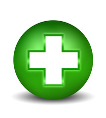 AID Sign - green