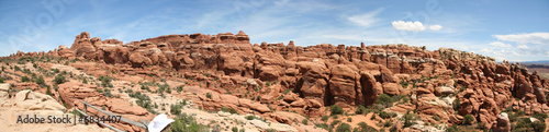 DEVIL'S GARDEN - Arches National Park