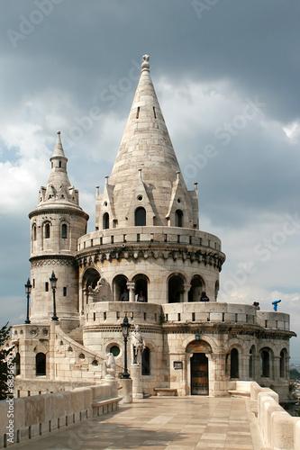 Tower of Fisherman Bastion
