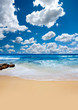 canvas print picture Summer Beach