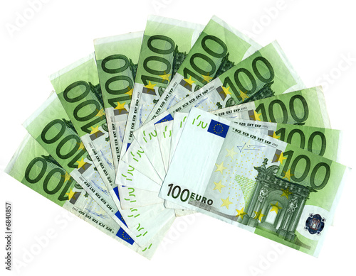 Euro Money 100 images