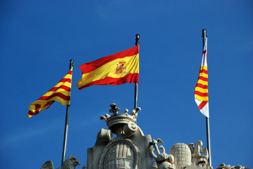 bandiere spagnole