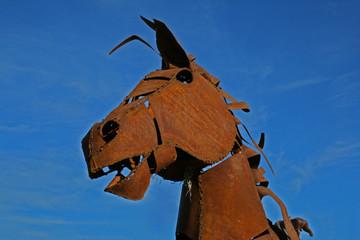 Iron Stallion