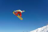 Sport de glisse hiver poster