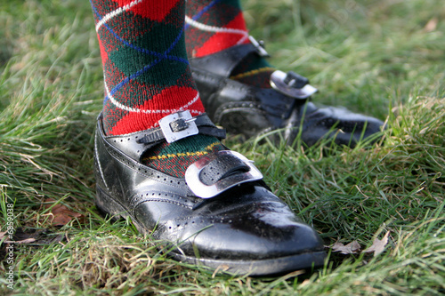 Bagpipers Shoes
