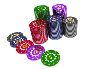 Pokerchips_frei
