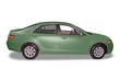 New Hybrid Sedan Car