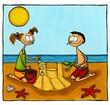 Urlaubs Comics Serie 3