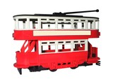 A Model of an Old Traditional British Tram. poster