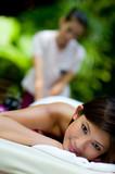 Fototapety Outdoor Massage