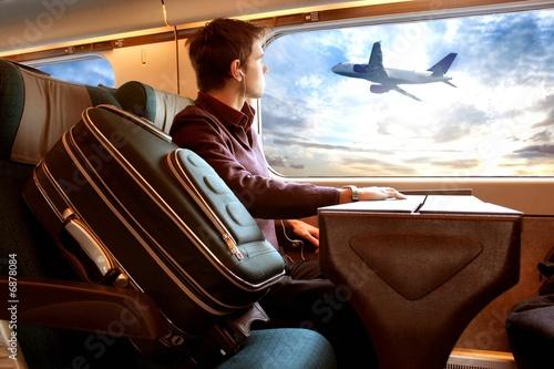 Fototapete Reise - Ausflug - Menschen auf der Reise - Poster - Aufkleber