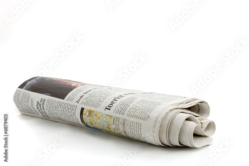 Dutch Newspaper 1 - 6879403