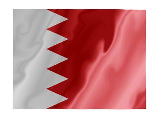 Bahrain fluttering