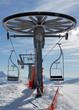 ski telesiege téléski oeuf tire fesses montagne paysage