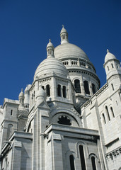 Basilika Sacre-Coeur Paris
