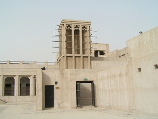 old arabian building