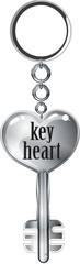 KEY HEART 01